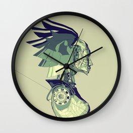 REBELLION fail Wall Clock