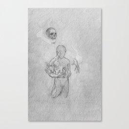 Powder Keg Canvas Print