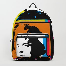 OSCAR WILDE (4-UP POP ART COLLAGE) Backpack