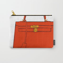 Le Kelly Bag Carry-All Pouch