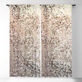 Sparkling GOLD Lady Glitter #1 #decor #art #society6 Blackout Curtain
