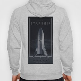 SpaceX / The Starship Hoody