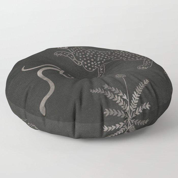 Desert Prey Ink Floor Pillow