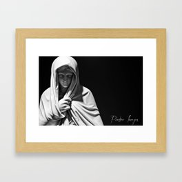 Mother Trinity Framed Art Print