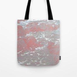 Memory along the beach Tote Bag