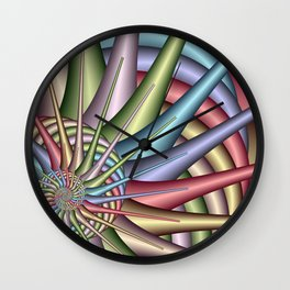colors for your home -c- Wall Clock