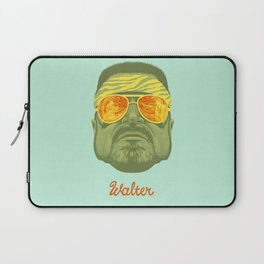 The Lebowski Series: Walter Laptop Sleeve