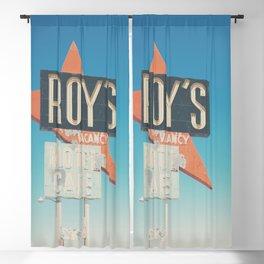 Roys Motel & Cafe ... Blackout Curtain