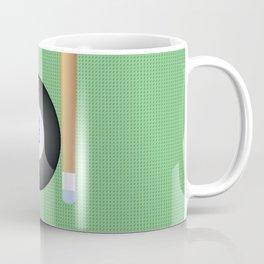 Do you want play billar? Coffee Mug