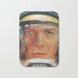Bowie - The Man Who Fell to Earth Bath Mat
