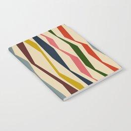 Bloomsbury Stripe Notebook