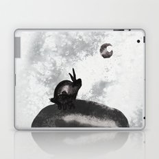 。Yearning for the Moon 。 Laptop & iPad Skin