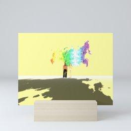 Olympic Sochi or daylight robbery Mini Art Print
