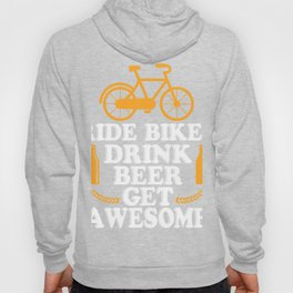 T-Shirt For Motorbike And Beer Lover. Hoody
