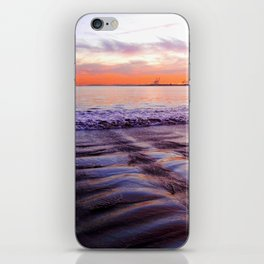 grooves iPhone Skin