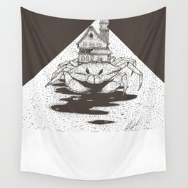 Hermit Wall Tapestry