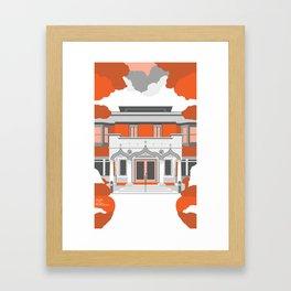 Sanctuary XI Framed Art Print