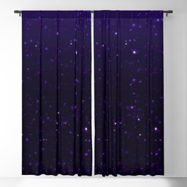 the galaxy's edge [no text] Blackout Curtain