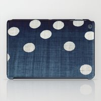 indigo iPad Cases featuring Indigo by Good Sense