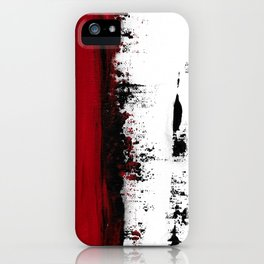 ANXIETY iPhone Case