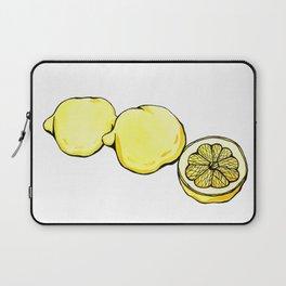 Trois Citrons 2 Laptop Sleeve