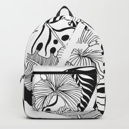 Tropical A Backpack