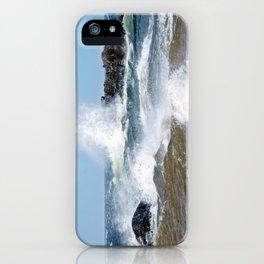 Surf's Spray iPhone Case
