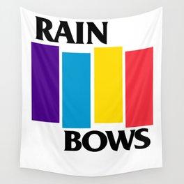 Rainbows Wall Tapestry