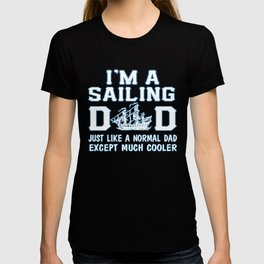 Sailing Dad T-shirt