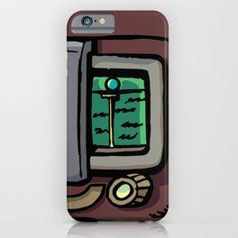 Old Radio Orion iPhone Case