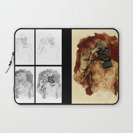 Start Talkin' (Process) Laptop Sleeve