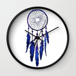 Dreamcatcher Wall Clock