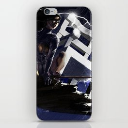 Ride the Lightning iPhone Skin