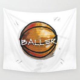 Baller Wall Tapestry