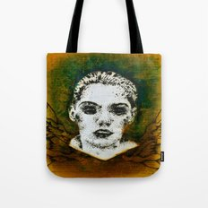 Wings Series One (Angel) Tote Bag