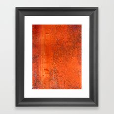 Restless Framed Art Print