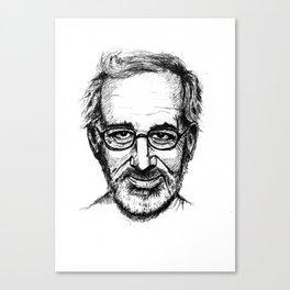 spielberg Canvas Print