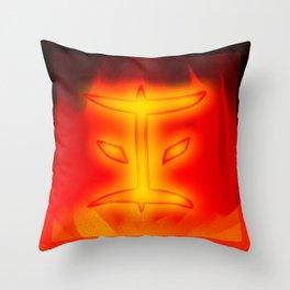 Ninjago Kai 2015 Throw Pillow