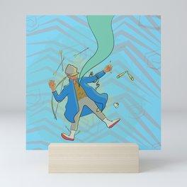 Electric Griot: Collapse Mini Art Print