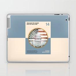 Vote For Liberty Laptop & iPad Skin