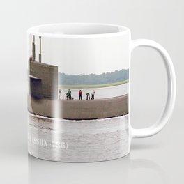 USS WEST VIRGINIA (SSBN-736) Coffee Mug