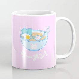 Cute Ramen Coffee Mug