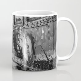 Skunk Train Side View Coffee Mug