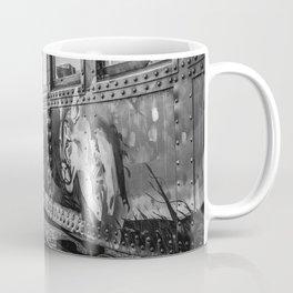 Skunk Train Side View Coffee Mug