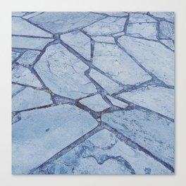 Slates Canvas Print