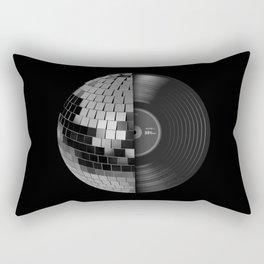 Disco Mix Rectangular Pillow