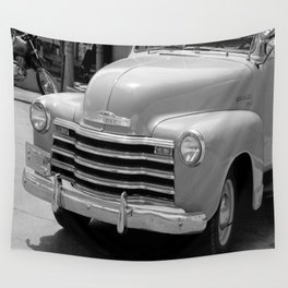 Chevrolet Advance 1948 Wall Tapestry