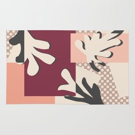 Finding Matisse pt.2 #society6 #abstract #art Rug