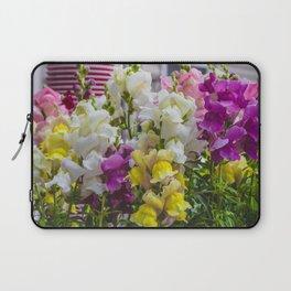 Summer Solstice Mix Snapdragons 5 Laptop Sleeve