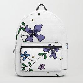 FLORAT WREATH 2 Backpack